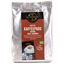 Kaffeepads Bio-Crema