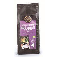 Café Liberté, Bio-Kaffee,