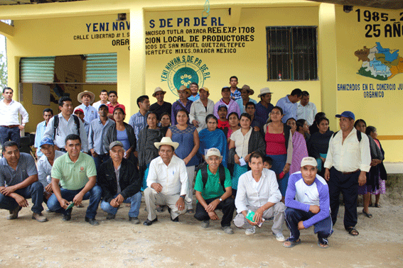 Mexikanische Kaffeeproduzenten 1